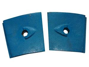 Concrete Mixing Blade for Concrete Plant, Elba Concrete Equipment