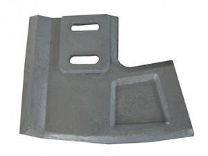 Concrete Mixing Blade for Concrete Plant, Sicoma Concrete Equipment