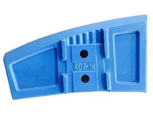 Concrete Mixing Blade for Concrete Plant, KYC Concrete Equipment